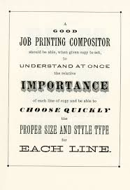How To Typeset A Poster