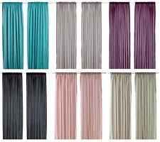 Ikea Sanela Curtains Grey by Ikea Panel Curtain Ebay