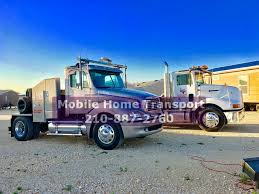 Transport Services Mobile Home Texas home transport
