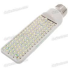 e27 6w 6500k cold white light 96 led l bulb dc 12v free