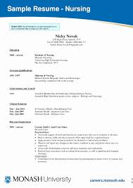 Medical Resume Examples Best Of Nursing 2016 Awesome Rn Bsn