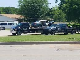 100 Arbuckle Truck Driving School One Dead In Madill After Car Crashes Into Semi