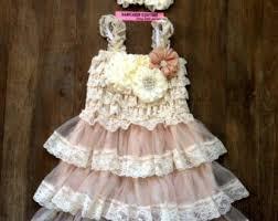 Rustic Wedding Dress