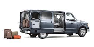 2018 NV Passenger Van NV 3500 | Nissan USA