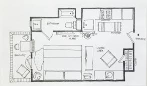 Images Small Studio Apartment Floor Plans by 5 Ways To Lay Out A Studio Apartment Apartment Therapy