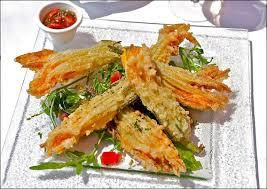 recette cuisine nicoise beignets de fleurs de courgettes recette de la cuisine