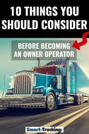 100 How To Start Your Own Trucking Business P 10 Tips To Becoming A Successful Er Operator Er Operator