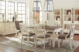 The 7pc Bolanburg Dining Collection