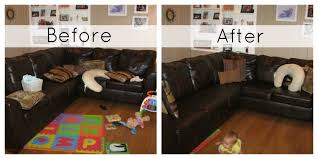 Cook Brothers Living Room Furniture by 10 Things I Do Every Day To Keep A Clean And Organized Home