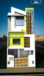 100 Indian Modern House Design Introducing Modern House Exterior Elevation By Er