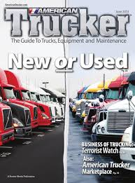 American Trucker June West Edition By American Trucker - Issuu Whats New At Uta Luis Rodriguez Dicated Driver For Hunts Points Ny Ruan Pickup Trucks For Sales Budget Used Truck Vancouver Wes Bowman Blue Ridge And Trailer Vanguard Centers Commercial Dealer Parts Service Vehicles Schwarzmller 2018 Ram 1500 Crew Cab Bighorn Sale In St Cloud Mn Untitled 2015 Lifeliner Magazine Issue 1 By Iowa Motor Association Tesla Semi Gets Another Electric Truck Order Test Partner Gives