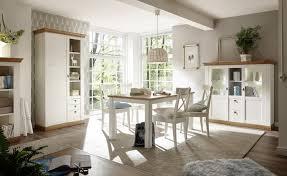 imv landhaus speisezimmer 1 esszimmer set dekor pinie weiß
