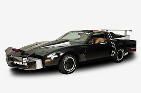 Auction Block: 1988 Knight Rider Pontiac Firebird | HiConsumption
