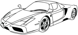 Cool Car Printable Coloring Pages Classic Cars Disney Adult Sports