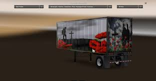 Lest We Forget Trailer Skin - American Truck Simulator Mod | ATS Mod Wmx Tehnologies6999s Most Teresting Flickr Photos Picssr 50010 Wrongful Death Settlement Reached Corboy Demetrio Allmetal Semiheartland Express For American Truck Simulator Joseph J Pacella General Manager Cushing Transportation Inc Movin Out Working Show Of The Month Mainly Intermodal With A Sprkling Old Trucks And Trailers Annual Report Alejandro Briseo Driver Trucking Linkedin