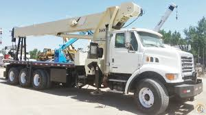 2006 National-Sterling 1400H Boom Truck Crane For Sale On ...
