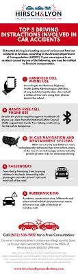 Distracted Driving Infographic   Hirsch & Lyon Accident Law Truck Accidents Best Image Kusaboshicom Auto Accident Lawyer Phoenix Az Lorona Mead Attorney Arizona Lawyers In Contact Avrek Law For Free In Atlanta Ga Trucking Injury Adot Maintenance Rponsibilities I10 Cooney Conway Tampa Bike Bicycle Injuries Williams Pa Personal Blog Breyer