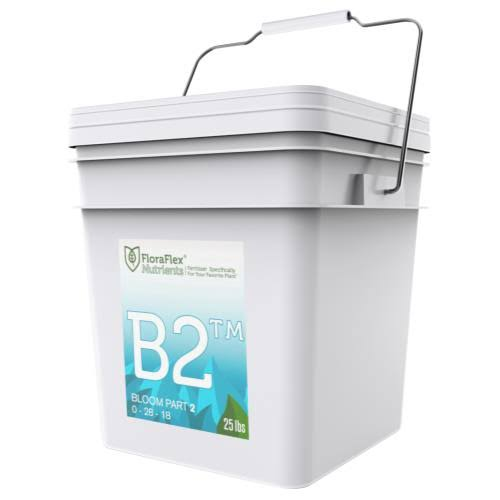 FloraFlex Nutrients B2 Plant Supplement - 25lbs