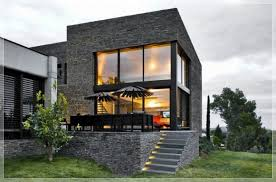 Lovely Modern Stone Exterior Home Design   Home Design Gallery Exterior Elegant Design Custom Home Portfolio Of Homes Stone And Adorable With House Color Ideas Pating Best Colors Wall Beige Plans Unique To Front Field Accent Stacked Image Lovely Under Beautiful Contemporary Decorating Principles You Have To Know Traba Modern Interior Designs Walls Capvating For