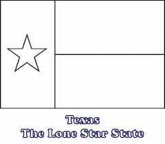1000 Images About Texas Symbols On Pinterest Sam Houston Throughout Flag Coloring Page