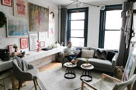 100 500 Square Foot Apartment Patrick Janelle Living Room Decor Photos And Inspiration