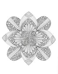 Creative Coloring Mandalas Adult By KaysCraftSupplies