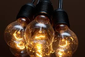 the light bulb is dead live the light bulb