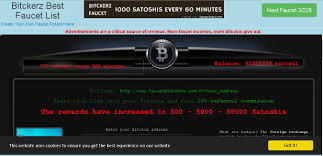 Bitcoin Faucet Bot 2017 by How To Get Referrals For Bitcoin Faucets U2013 Cryptocoinhome