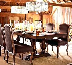 Pottery Barn Dining Room Sets Table And Chairs