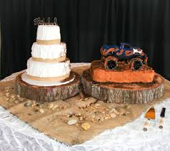 100 Truck Wedding Cake Cake Hitched Monster Truck Grooms Cake Alan
