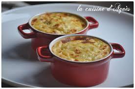 cuisiner blettes gratin de blettes la cuisine d agnèsla cuisine d agnès