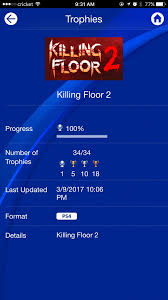 Killing Floor Patriarch Trophy by Killing Floor 2 Platinum 18 Fun And Easy Game Trophies