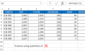 Excel Floor Ceiling Functions by Various Ways To Round To A Multiple Of Significance In Excel