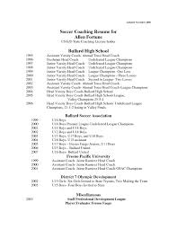 High School Soccer Coach Resume Coaching How To Be E A ... Hockey Director Sample Resume Coach Template Sports The One Page Resume Maya Ford Acting Actor Advice 20 Tips Calligraphy Dean Paul For Uwwhiwater Football Coach Candidate Austin Examples Best Gymnastics Instructor Example Livecareer Form Resume Format Inspiration Ideas Creatives Barraquesorg Coaching Samples Pretty Football