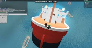 sinking ship simulator roblox part 1 deathrun too youtube
