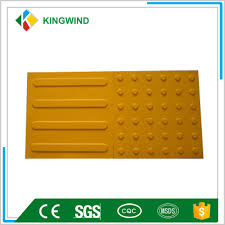 Rubber For Patio Paver Tiles by Outdoor Safety Rubber Flooring Paver Tile For Blind Walkway Buy