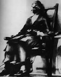 execution chaise electrique la chaise électrique