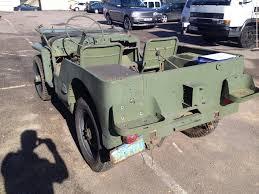 100 1943 Ford Truck Autoshop ARC Stroud GPW Jeep Restoration Project