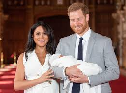 100 Meghan Carter Prince Harry And Markle Just Stepped Out With Their Royal Baby