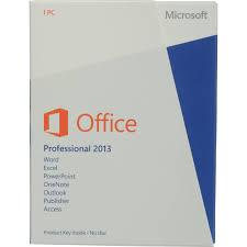 Microsoft fice Professional 2013 Product Key 269 B&H