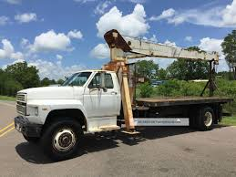 1987 Ford F800 National Boom