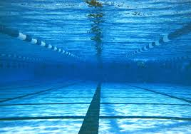 Sports Swimming Pool Underwater Lanes