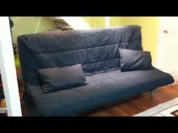 Balkarp Sofa Bed Instructions by Beddinge Futon Youtube