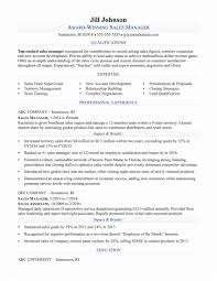 Revenue Cycle Manager Cover Letter Sales Resume Sample Of Landscape