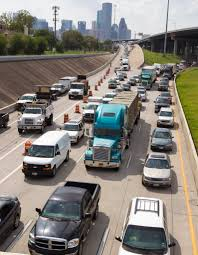 100 Crosby Trucking Study Big Rigs Really Are Screwing Up Houstons Traffic Its Not