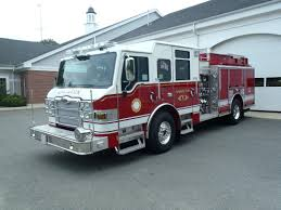 100 Mass Fire Trucks New Truck Has Arrived Town Of Hamilton MA