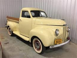 1947 Studebaker Pickup For Sale | ClassicCars.com | CC-1004198 36 Studebaker Truck Youtube Ertl 1947 Pickup Truck Six Pack Colctables M5 Deluxe Stock Photo 184285741 Alamy S1301 Dallas 2016 Car Brochures Yellow For Sale In United States 26950 Rat Rod Truck4 Seen At The 2nd Annual Kn Flickr 87532 Mcg Starlight Wikipedia Dads 1948 Pickup