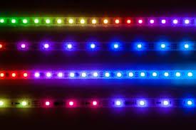 led light strips and aluminum channels houston robotics club