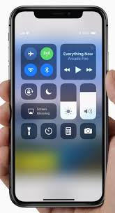 Can the iPhone X display battery percentage on the status bar Quora
