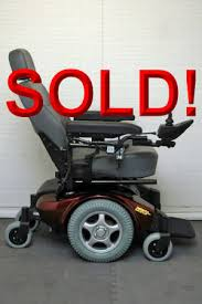 used invacare pronto m91 power elevating seat with surestep